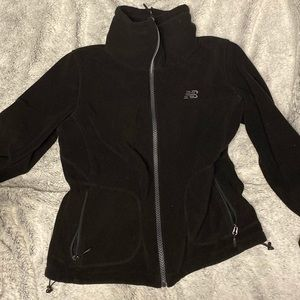 NEW BALANCE zip up sweater
